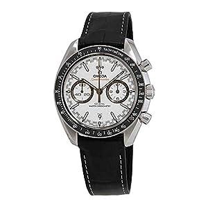 Omega Speedmaster Reloj cronógrafo automático con esfera blanca para hombre 329.33.44.51.04.001 1