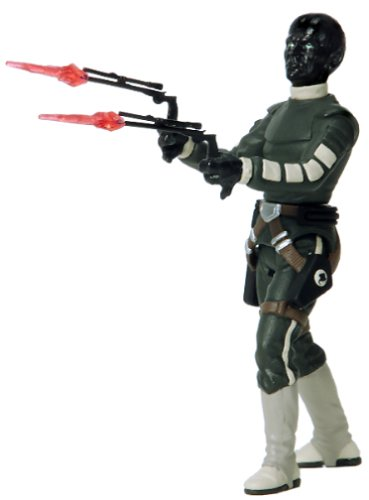 Star Wars, 2002 Saga Collection, Djas Puhr (Alien Bounty Hunter) #40 Action Figure, 3.75 Inches ()