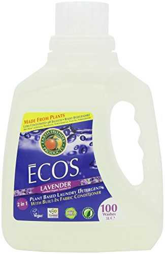 Earth Friendly Laundry Ecos Lavender