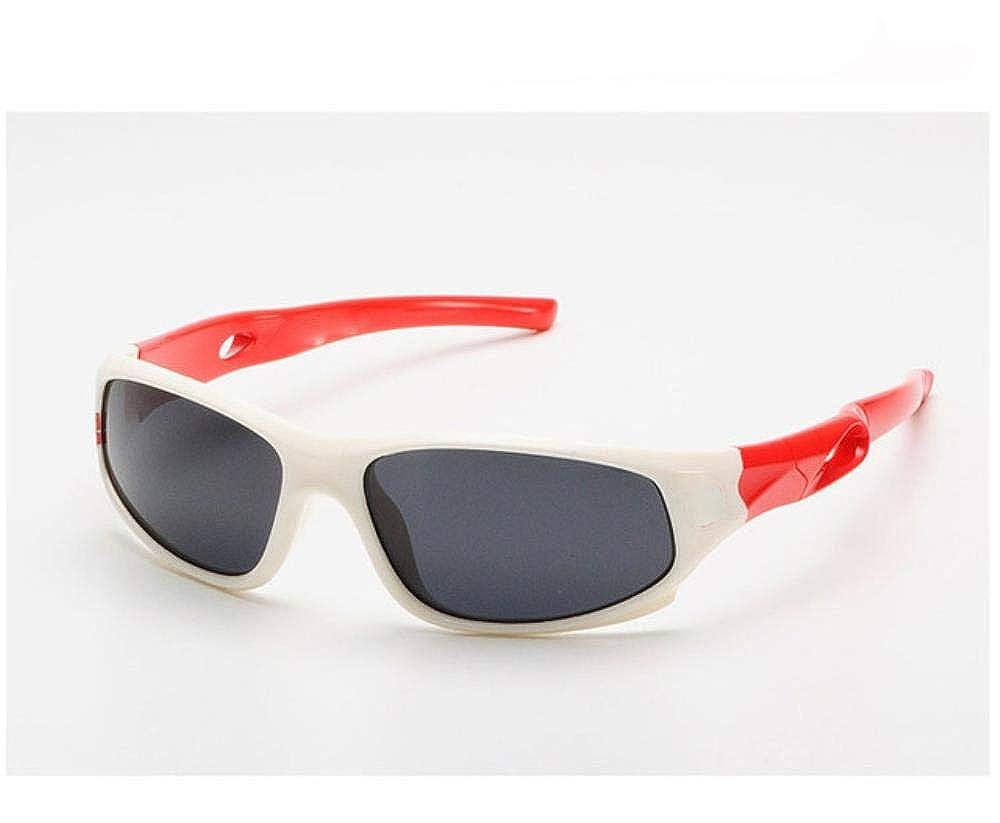 Amazon.com: TAC Flexible Kids Sunglasses Polarized Boy Girl ...