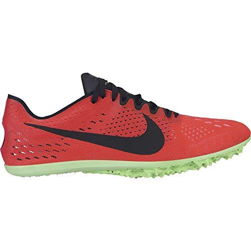Nike Men's Zoom Victory 3 Racing Shoe (13 M US, Red Orbit/Black/Lime - Spikes Nike Victory