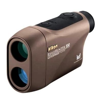 Nikon RifleHunter 550 Brown