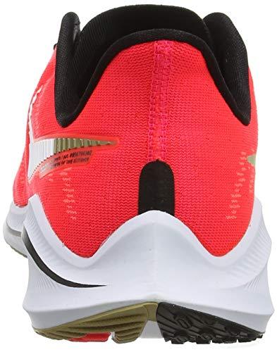 Orbit Rosso Nike 620 red black 14 Beige Vomero Running Air Da parachute Zoom Uomo Scarpe white Wva8g1wvrq