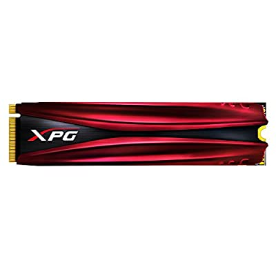 XPG GAMMIX S11 960GB 3D NAND NVMe Gen3x4 M.2 2280 Solid State Drive (AGAMMIXS11-960GT-C) from ADATA