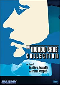 Mondo Cane Collection - Limited Edition (Mondo Cane / Women of the World / Mondo Cane 2 /  Africa Addio -  English Version /  Africa Addio - Directors' Cut / Goodbye Uncle Tom - English Version / Addio Zio Tom - Director's Cut / The Godfathers of Mondo