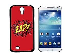 Comic Book Zap Galaxy S4 Phone Case