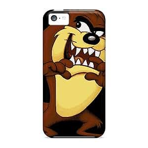 New YOtoIZx4894HAYPS Taz Tpu Cover Case For Iphone 5c