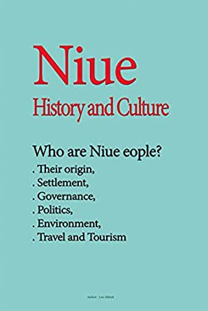 Amazon.com: Niue History and Culture: Who are Niue People