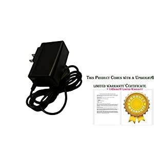 UpBright NEW AC / DC Adapter For Peak PKC0AS 300 Amp Jump Starter Inflator Battery Portable Power Supply Cord Cable PS Wall Home Charger Input: 100 - 240 VAC 50/60Hz Worldwide Voltage Use Mains PSU