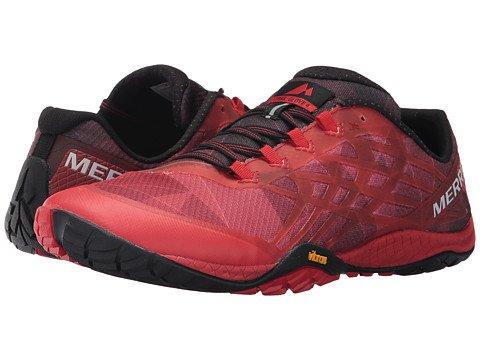 (メレル) MERRELL メンズランニングシューズ?スニーカー?靴 Trail Glove 4 [並行輸入品]
