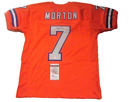new arrivals ff3cd e5007 Craig Morton Denver Broncos Throwback Jersey, Broncos Craig ...