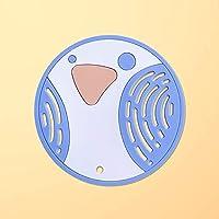 CHOUREN Silicone Trivet Pot Mat For Countertop Trivest Pads Heat Resistant Table Placemats (Color : 3#, Size : L 14.5…