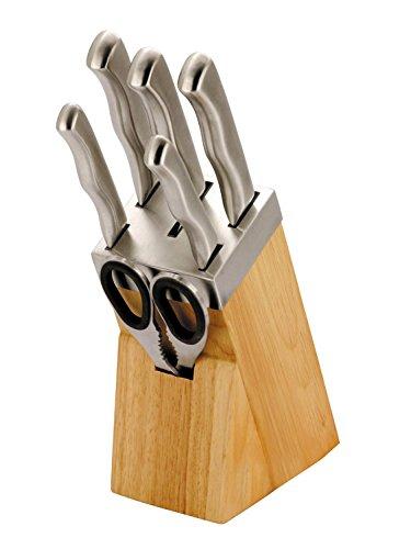 Compra Cook and Eat - Tacoma con tijeras y 6 cuchillos ...