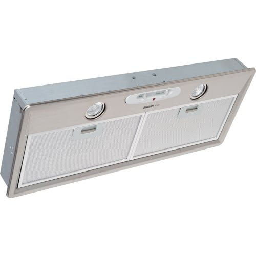 Broan RMPE7004 Power Pack for External Blower, 27-9/16-Inch, Stainless Steel (Hood Custom Pack Power)
