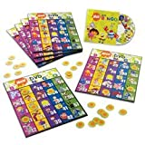 : Nickelodeon DVD Bingo Game