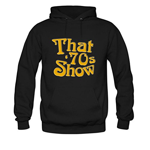That is 70s Show Mens hoody Sweatshirt S (70s Pullover)