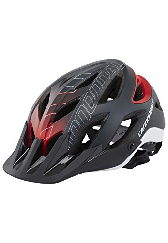 Cannondale 2017 Ryker AM Mountain Bicycle Helmet (Red - M)