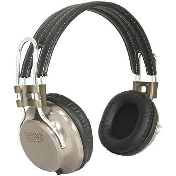 Amazon.com: California Headphone Company On Ear Metal and
