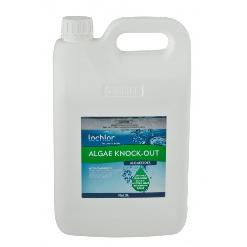 LO-CHLOR Knock-Out Algecide For Swimming Pools and Hot Tubs
