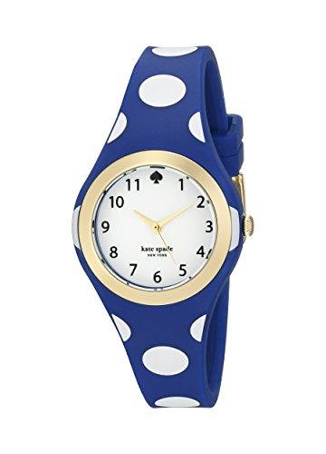 kate spade new york Women's 1YRU0839 Rumsey Analog Display Japanese Quartz Multi-Color Watch
