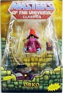 Man Motu He Masters - Masters of the Universe Classics He-Man Orko figure with Prince Adam MOTU