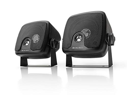 Caliber CSB3-1 2-weg luidsprekerset, opbouw, 45 W, Audio Technology CSB3-1, 2 stuks