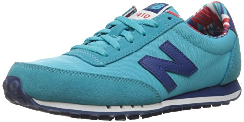 New Balance Women wl410 Sneaker Teal/Atlantic