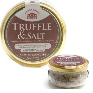 Casina Rossa Truffle and Salt - Premium Gourmet Sea Salt - 3.5oz. by RITROVO SELECTIONS (Image #1)