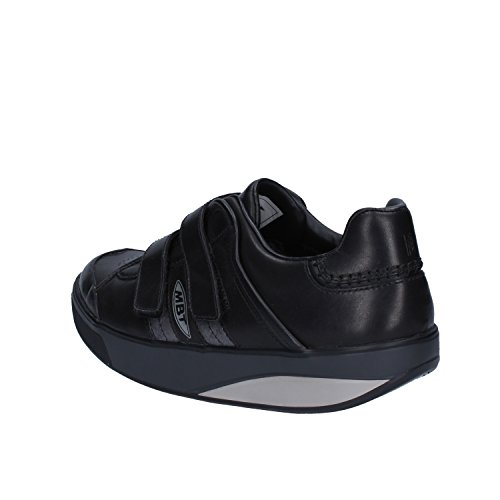 EU Donna Nero MBT Pelle Kito Two Sneakers Strap 37 gx11Y7Zqw