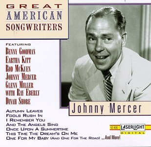 Great American Songwriters: Mercer, Johnny: Amazon.es: Música