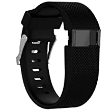 Fitbit Charge HR Replacement Band, ULT-unite Colorful Band Design with Adjustable Metal Clasp for Fitbit Fitbit Charge HR(Incidental tool and tracker not included)