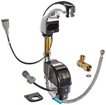 Zurn Z6914 F Battery Powered Sensor Faucet W 0 5 Aer