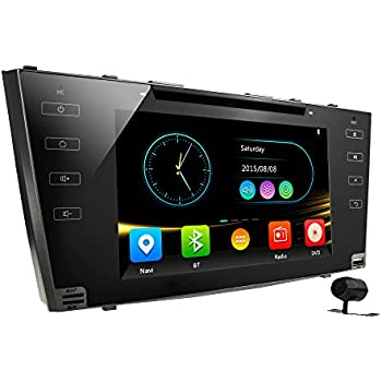 fits toyota camry 2002 2006 multi din stereo. Black Bedroom Furniture Sets. Home Design Ideas