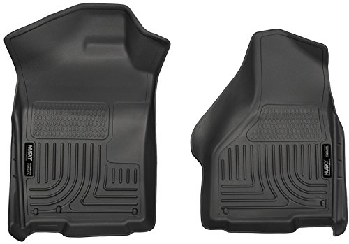 Husky Liners Front Floor Liners Fits 02-16 Ram 1500 Quad/Standard Cab