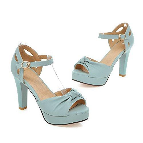 Donna Blu Blue AN 35 Ballerine 6q7wnz5a
