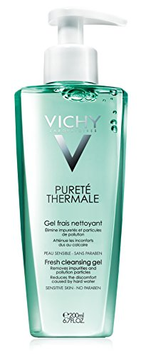 Vichy Pureté Thermale Fresh Cleansing Gel, 6.7 Fl. Oz.