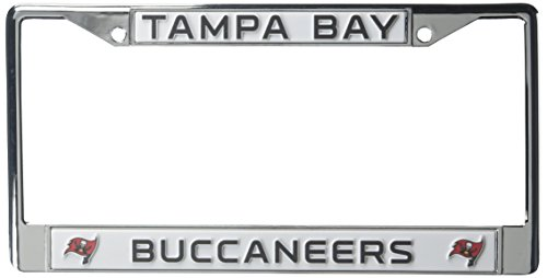 license plate frame buccaneers - 1