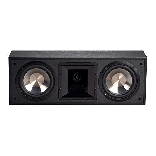 BIC America FH6-LCR Dual 6.5-Inch 175-Watt LCR Speaker with Mid/High Frequency Horn