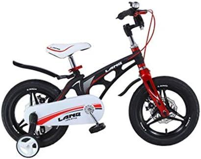 TD Bicicleta para Niños 12/14/16 Pulgadas 18 Pulgadas Aleación De ...