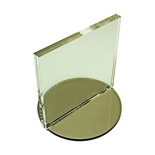 Litko Game Accessories Paper Figure Counter Stand, 3 inch Circle Base, 3x3 inch Tall Slot ()