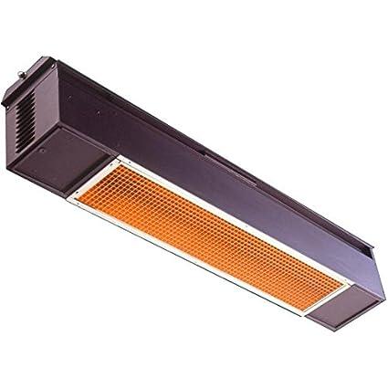 Genial SunPak   12002 2   S34 Natural Gas Outdoor Hanging Patio Heater    Aluminized Black