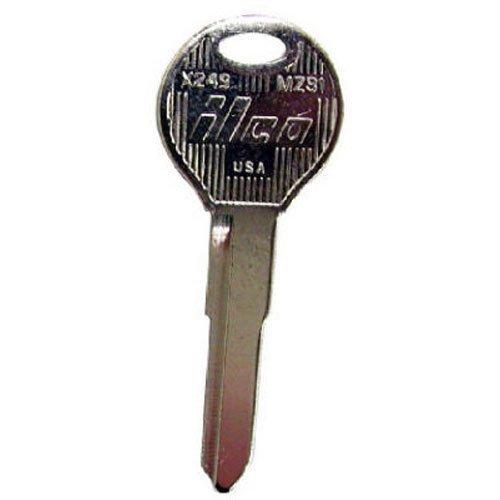 KABA ILCO MZ31-X249 Master Key Blank