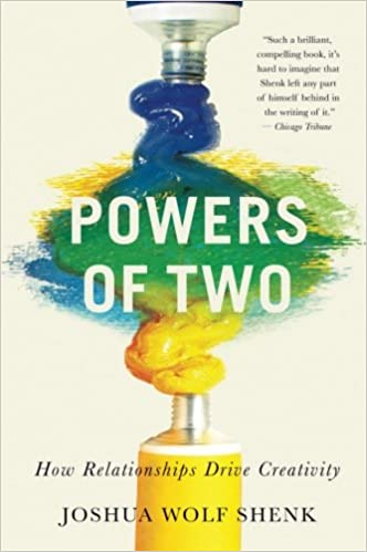 powers of two how relationships drive creativity
