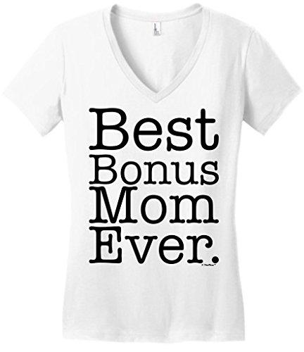 Step Mothers Bonus Juniors Vneck