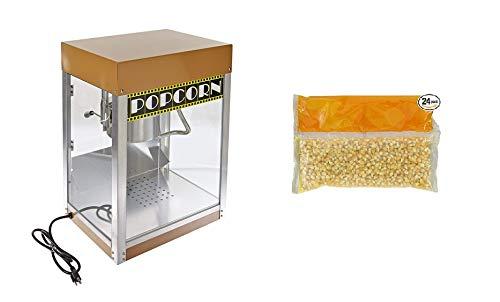 Benchmark 11048 Hollywood Premiere Popcorn Machine, 120V, 93