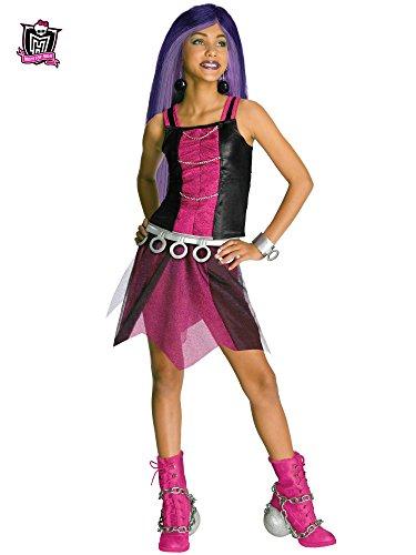 [Monster High Spectra Vondergeist Costume - Girls] (Spectra Costumes)