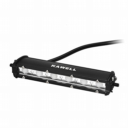 KAWELL 18W Vehicles Cree Chip Work Light Ultra-thin LED Light Bar Automobile Lighting Flood Off-road Working Light for Car