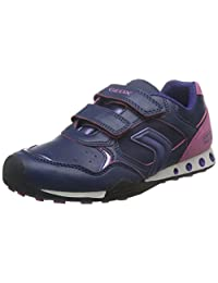 Geox Girl's J N.Jocker G.B Sneakers