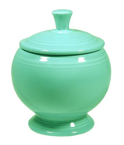 UPC 042648094980, Fiesta Sea Mist 498 9-Ounce Covered Sugar Bowl