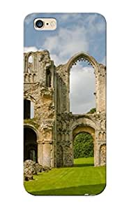 Flexible Tpu Back Case Cover For Iphone 6 Plus - Castle Acre Priory